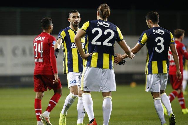 'Fenerbahçe golcü transferini bitirdi! Anlaşma sağlandı