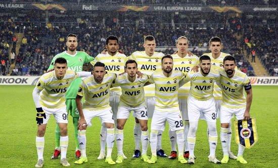 'Fenerbahçe'de deprem! Sözleşmesi uzatılmayacak