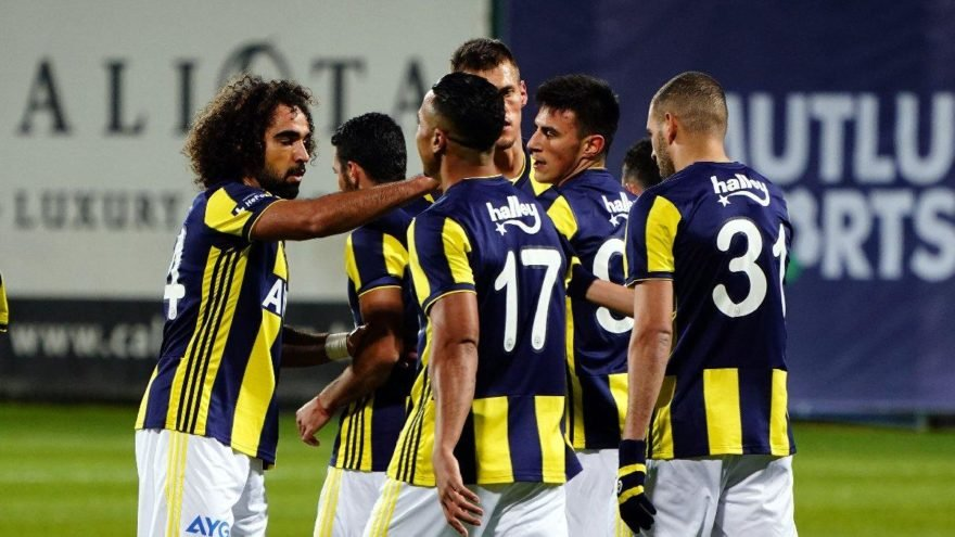 <h2>Fenerbahçe'de inanılmaz olay! 2 ton buz...</h2>