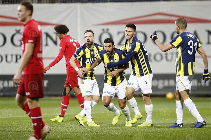 'Fenerbahçe'den Süper Lig'de dengeleri değiştirecek transfer