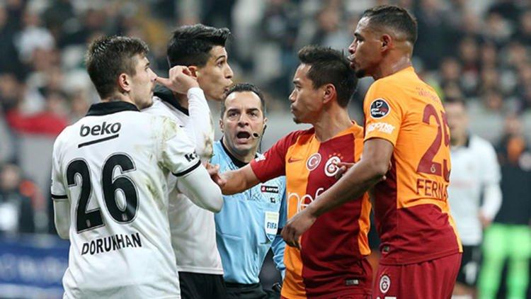 'Galatasaray ile Beşiktaş arasında DEV takas!