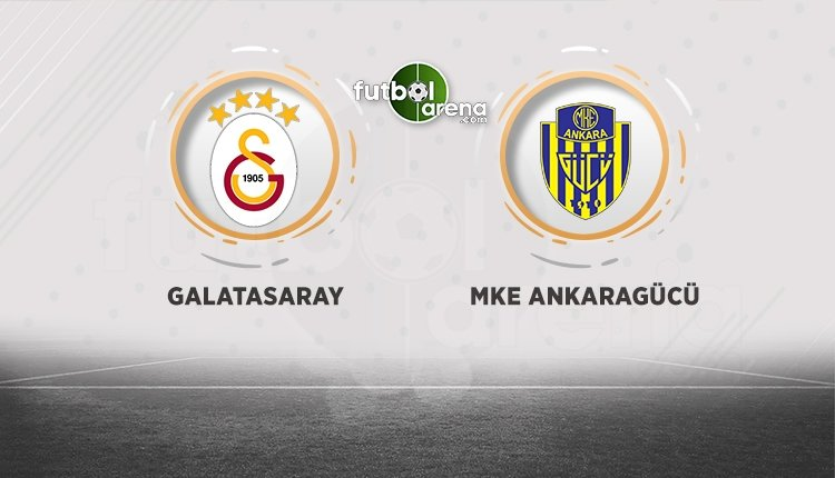 Galatasaray'ın Ankaragücü maçı ilk 11'i açıklandı! Marcao kararı