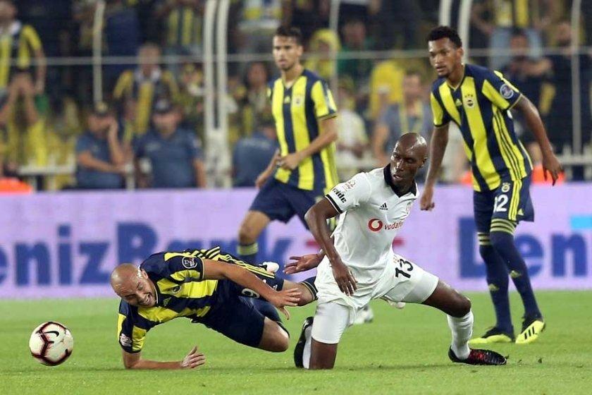 'Gelecek sezon için Beşiktaş'a söz veren Fenerbahçeli