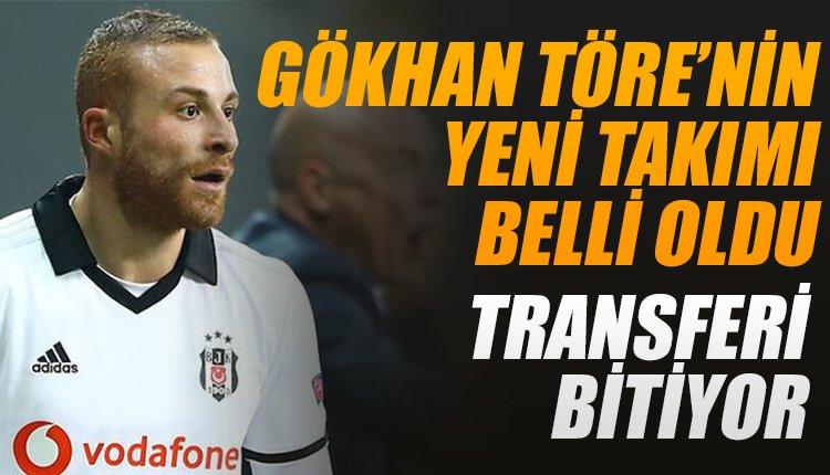 'Gökhan Töre'nin yeni takımı belli oldu! Transfer bitiyor