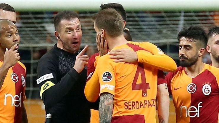 'Konyasporlu oyuncudan Galatasaray maçındaki penaltı için itiraf geldi