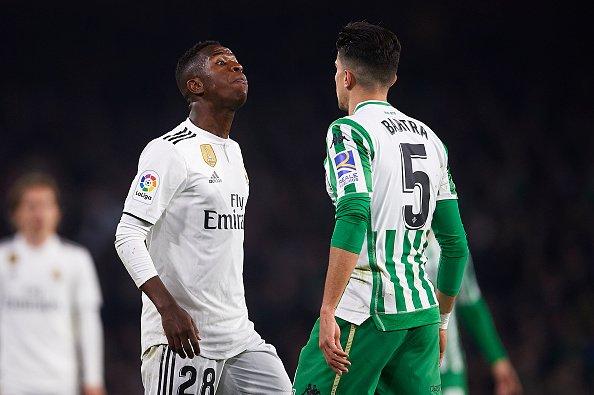 Real Madrid'in yıldızına: \