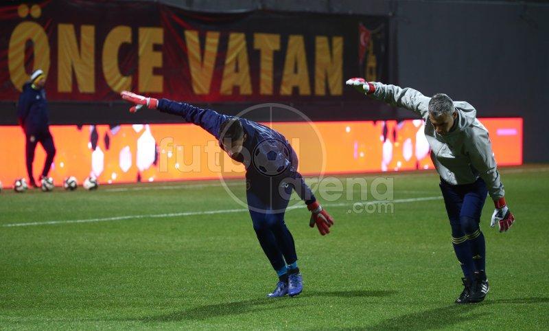FutbolArena, Ümraniyespor - Fenerbahçe maçında