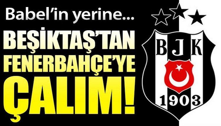 'Ve Beşiktaş bombayı patlattı! Babel'in yerine o geliyor