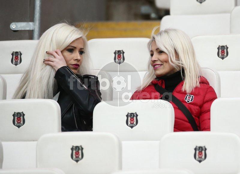FutbolArena Beşiktaş - Bursaspor maçında