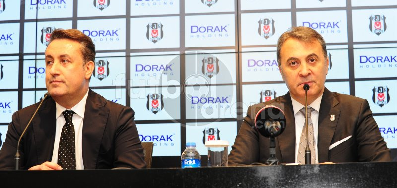 Beşiktaş - Dorka Tour sponsorluk anlaşması