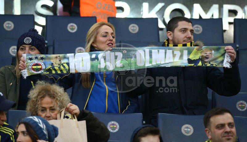 FutbolArena Fenerbahçe - Konyaspor maçında