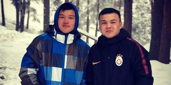 'Beknaz Almazbekov için DEV ödül! Dünyada gündem oldu