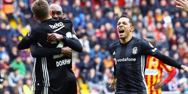 <h2>Beşiktaş orta sahanın dinamosunu Kayseri'de buldu!</h2>