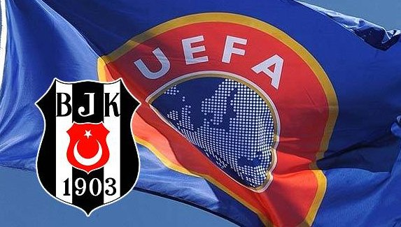 'Beşiktaş'ta son dakika! UEFA kararı