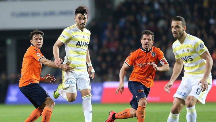 'Fenerbahçe'den Başakşehir'e transfer oluyor! Sezon sonu imza...