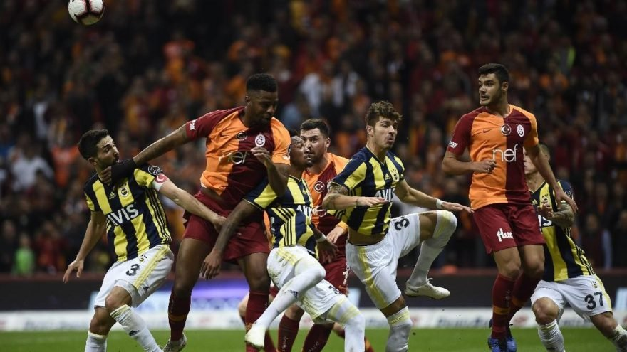 <h2>Fenerbahçe'den Galatasaray'a transfer çalımı</h2>