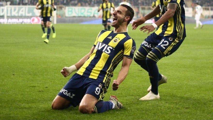 'Fenerbahçe'ye transferi Soldado yapacak! Premier Lig'den geliyor