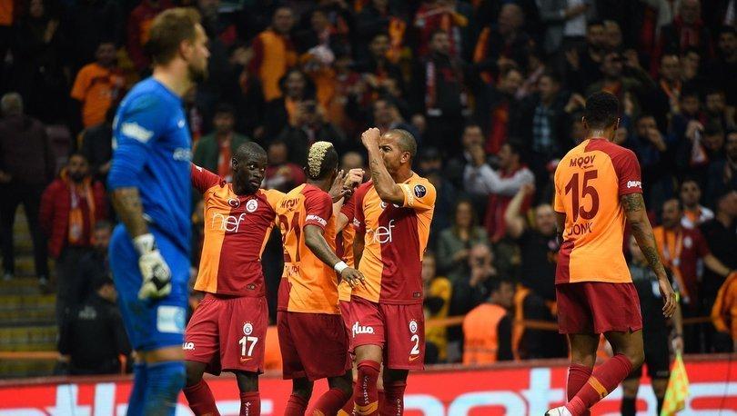 <h2>Galatasaray'a müjde! Fenerbahçe derbisine yetişecek</h2>