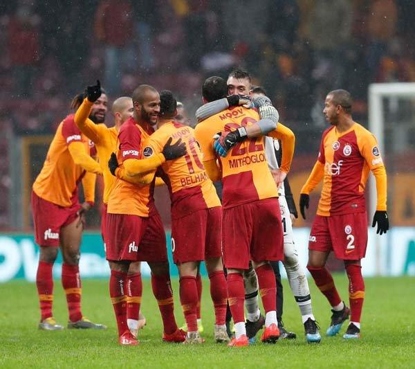 <h2>Galatasaray'da sakatlık şoku! Fatih Terim ne yapacak?</h2>