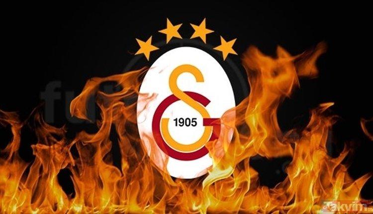İşte Galatasaray'ın ilk başkan adayı