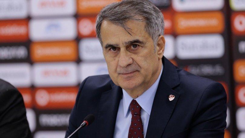 Şenol Güneş, Beşiktaş'a transfer edilmesini istedi! \