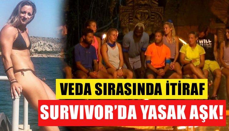 'Survivor'da aşk itirafı! Herkesi şoke eden açıklama yapıldı