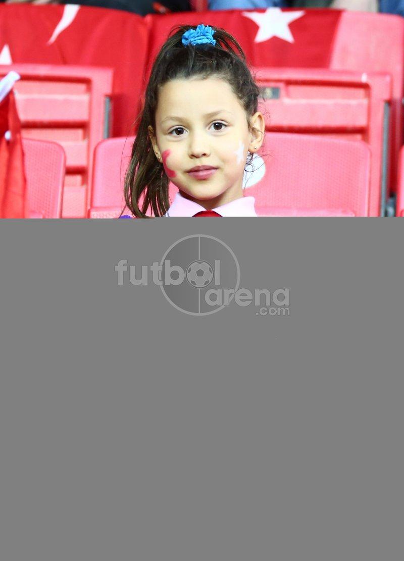FutbolArena Türkiye Moldova maçında