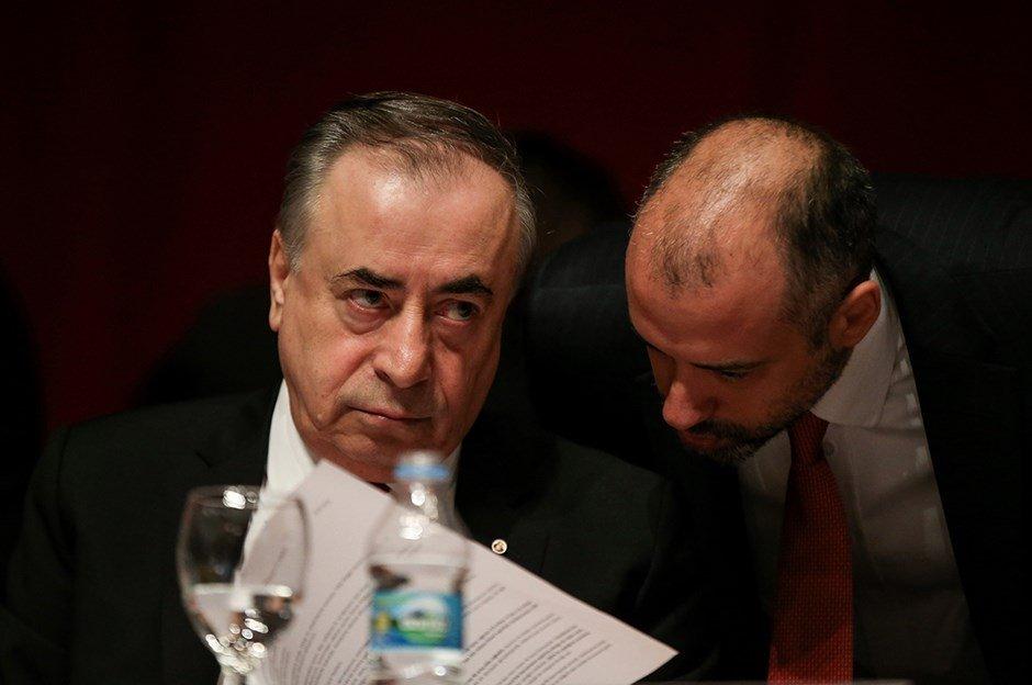 <h2>UEFA, GALATASARAY'DAN RAPOR İSTEDİ</h2>