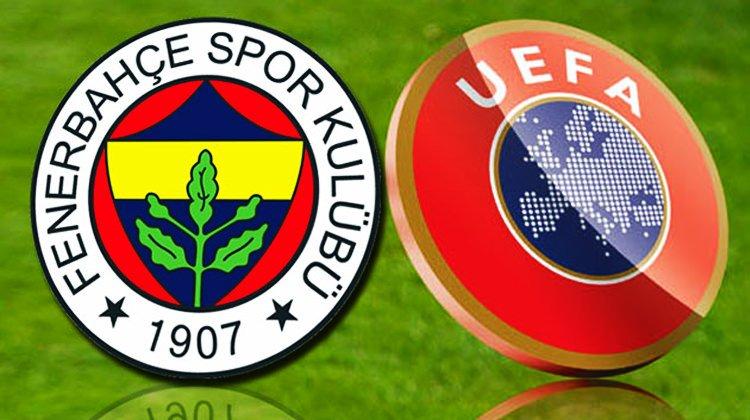UEFA'dan onay çıktı! Fenerbahçe'ye büyük müjde