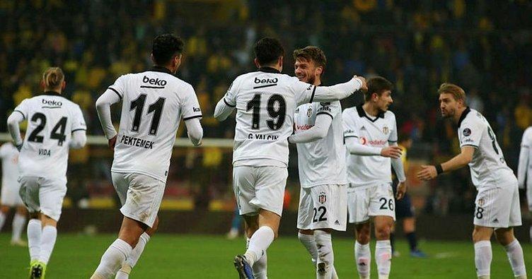 'Yıldız futbolcu Beşiktaş'a geri dönüyor!