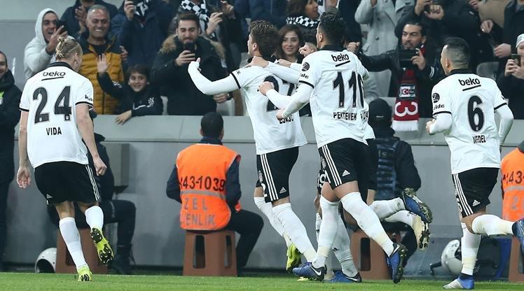 <h2>Atletico Madrid'den transfer geliyor! Beşiktaş'a imzayı atıyor </h2>