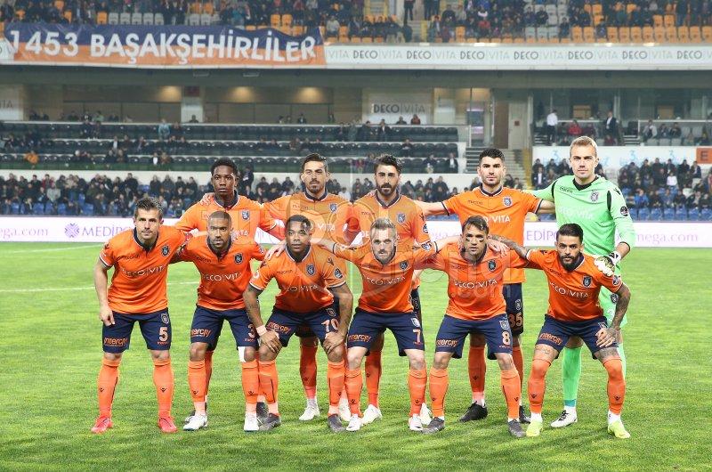 FutbolArena Medipol Başakşehir - Göztepe maçında