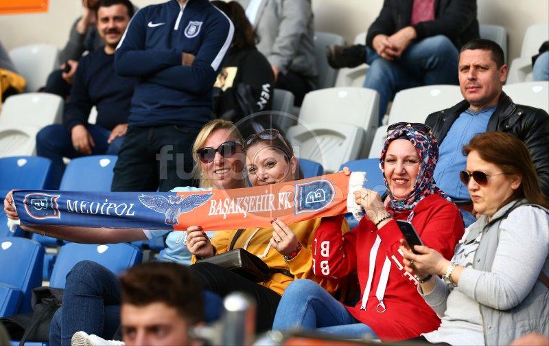 FutbolArena Medipol Başakşehir - Konyaspor maçında