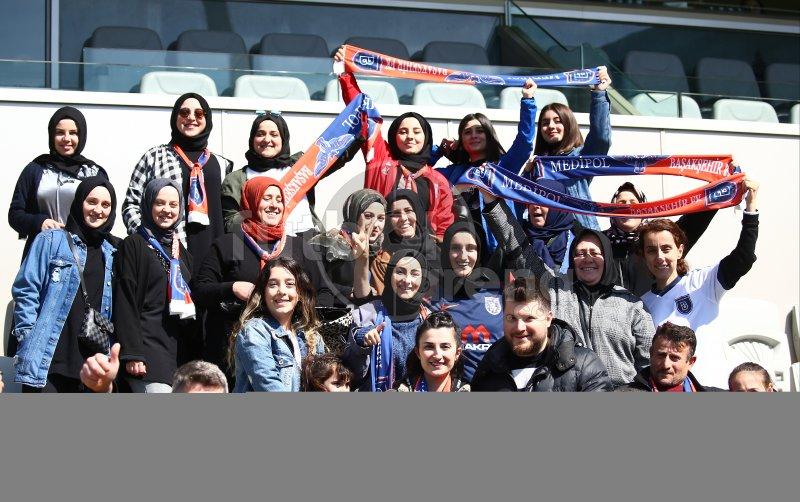 'FutbolArena Başakşehir - Rizespor maçında