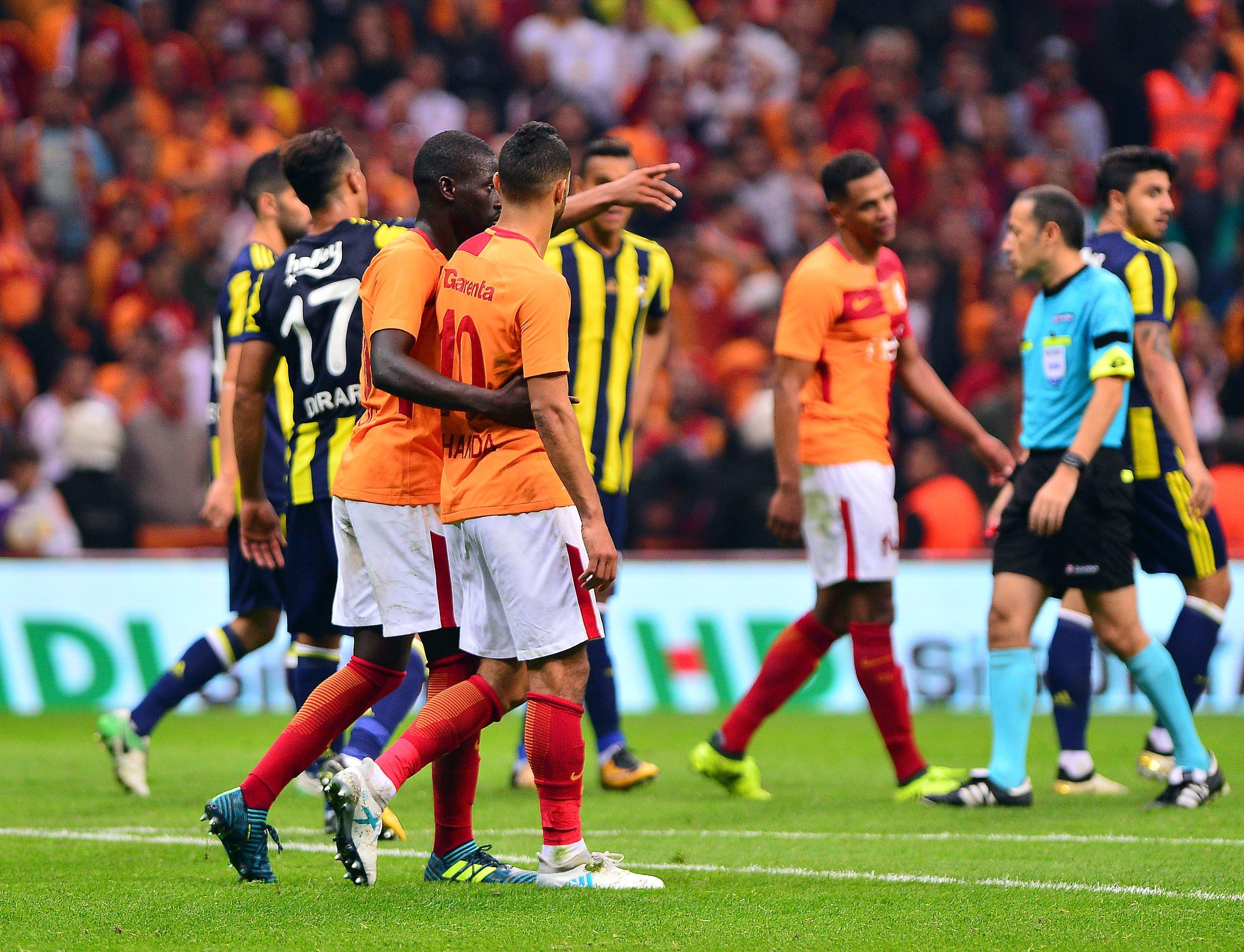 'Fenerbahçe - Galatasaray bilgi arenası
