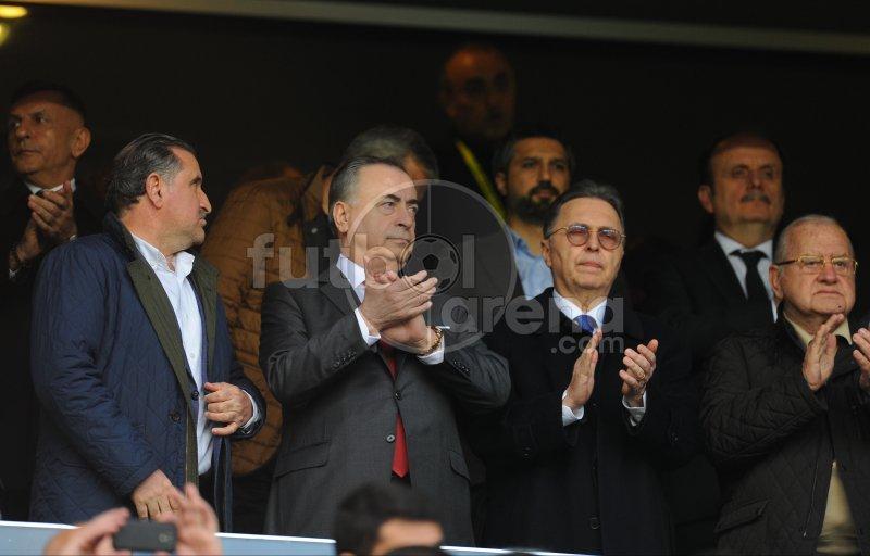 'FutbolArena Fenerbahçe - Galatasaray derbisinde.