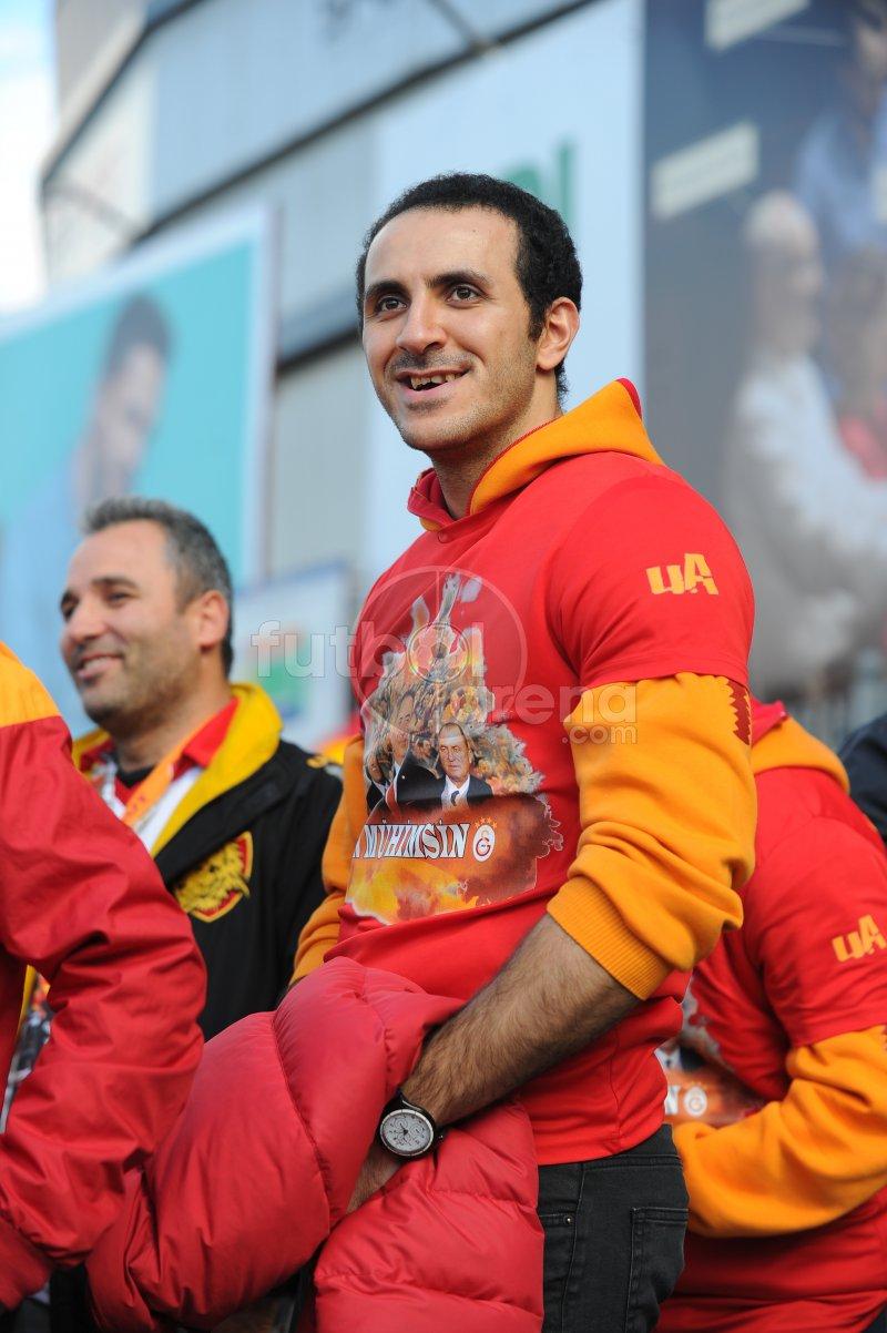 'Fenerbahçe - Galatasaray derbisi