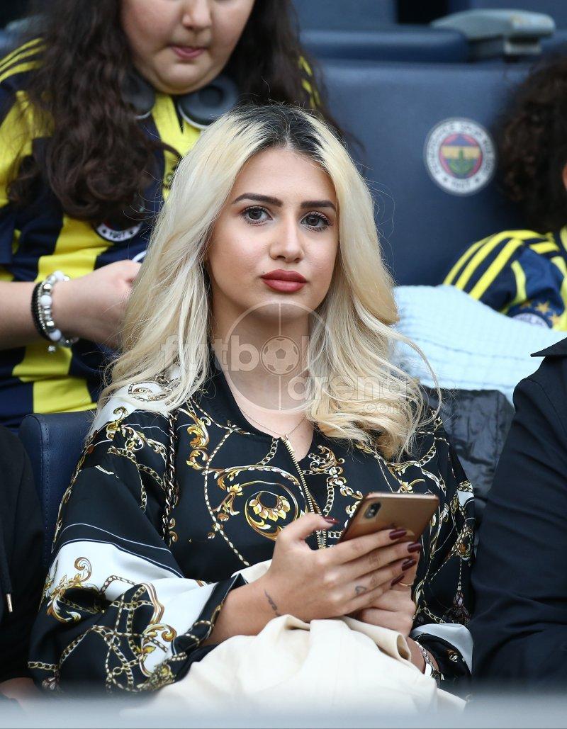 'FutbolArena Fenerbahçe - Trabzonspor maçında.