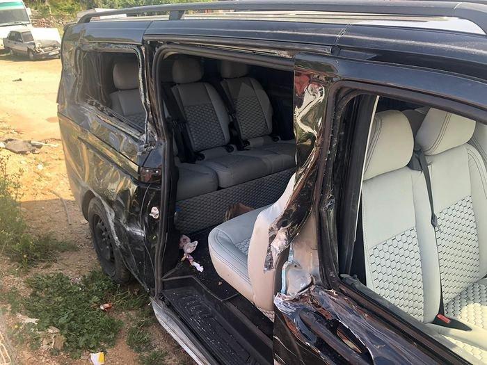 İşte Josef Sural'ın hayatını kaybettiği aracın son hali