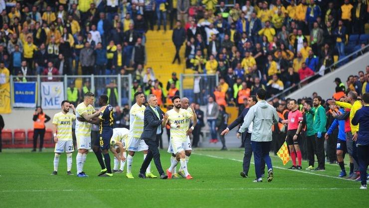 <h2>Spor yazarları, Ankaragücü - Fenerbahçe maçına ne dedi?</h2>
