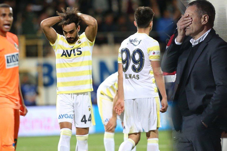 'Spor yazarları, Aytemiz Alanyaspor - Fenerbahçe maçına ne dedi?