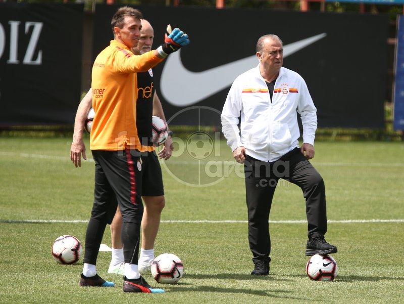 'FutbolArena, Galatasaray idmanında