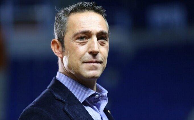 <h2>Ali Koç'a transferde Galatasaray engeli</h2>