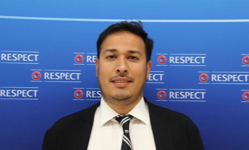 <h2>Ali Naibi'den transfer açıklaması</h2>