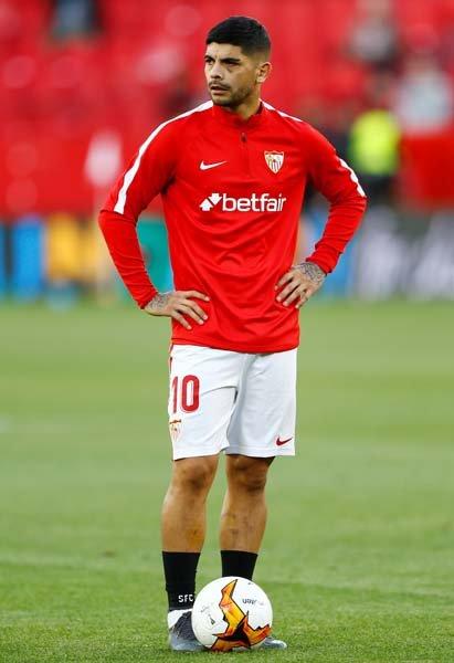 <h2>Banega, Galatasaray'a transfer olacak mı?</h2>