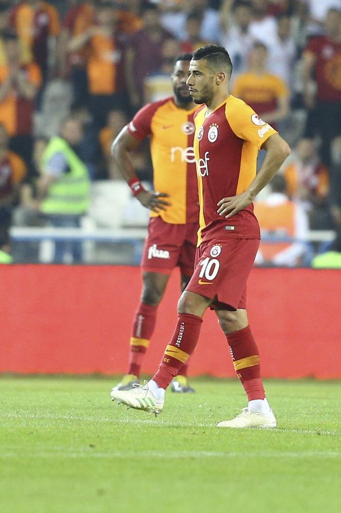 <h2>Belhanda, Galatasaray'da kalacak mı?</h2>