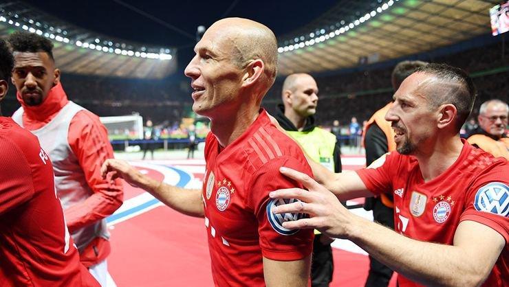 <h2>Beşiktaş, Robben ile anlaştı mı?</h2>
