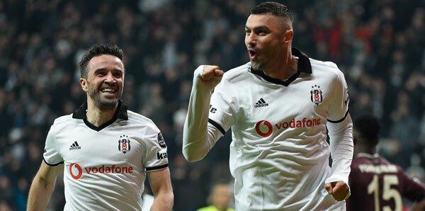 <h2>Burak Yılmaz, Beşiktaş'tan ayrılacak mı?</h2>