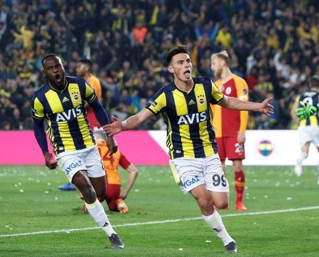 <h2>Eljif Elmas, Fenerbahçe'de kalacak mı?</h2>