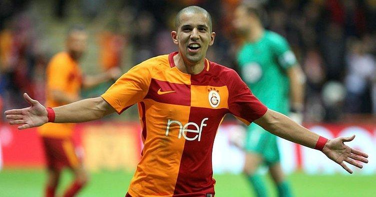 <h2>Feghouli Galatasaray'da kalacak mı?</h2>